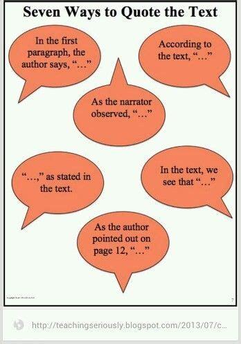 Text Structure Frames - waecbrown